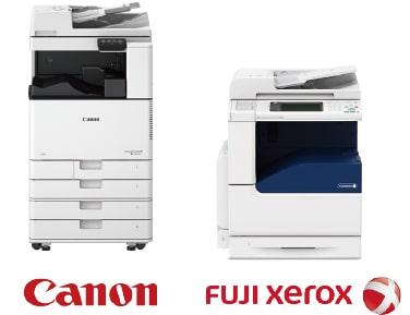 複合機、コピー機FUJIZEROX、CANON
